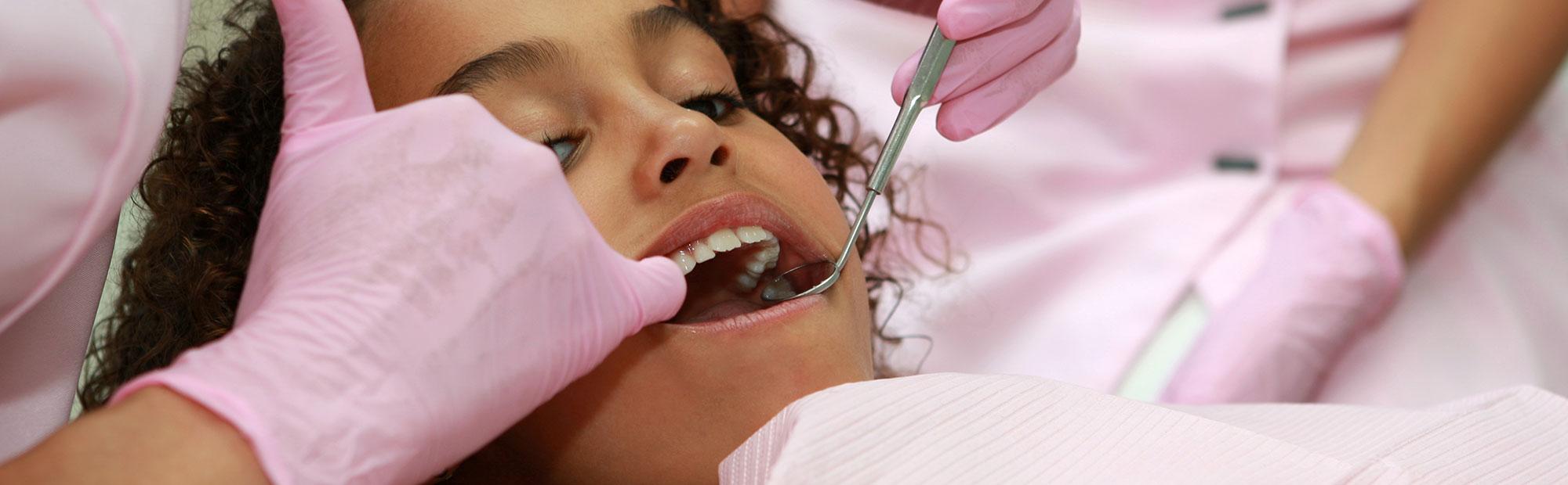 tandarts controle
